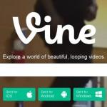 Vine היא אפליקציה לצילום סרטונים קצרים (עד 7 שניות) אשר מטרתם העלאת סרטים לטוויטר או לפייסבוק. מייסדי החברה: Dom Hofmann Rus Yusupov  משקיעים: חברת טוויטר (Twitter)  תיאור החברה:...