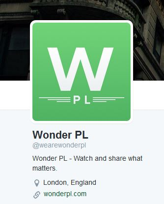 Wonder PL on Twitter